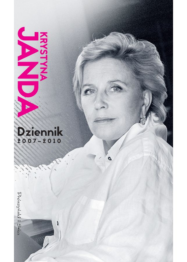 Krystyna Janda Dziennik 2007-2010